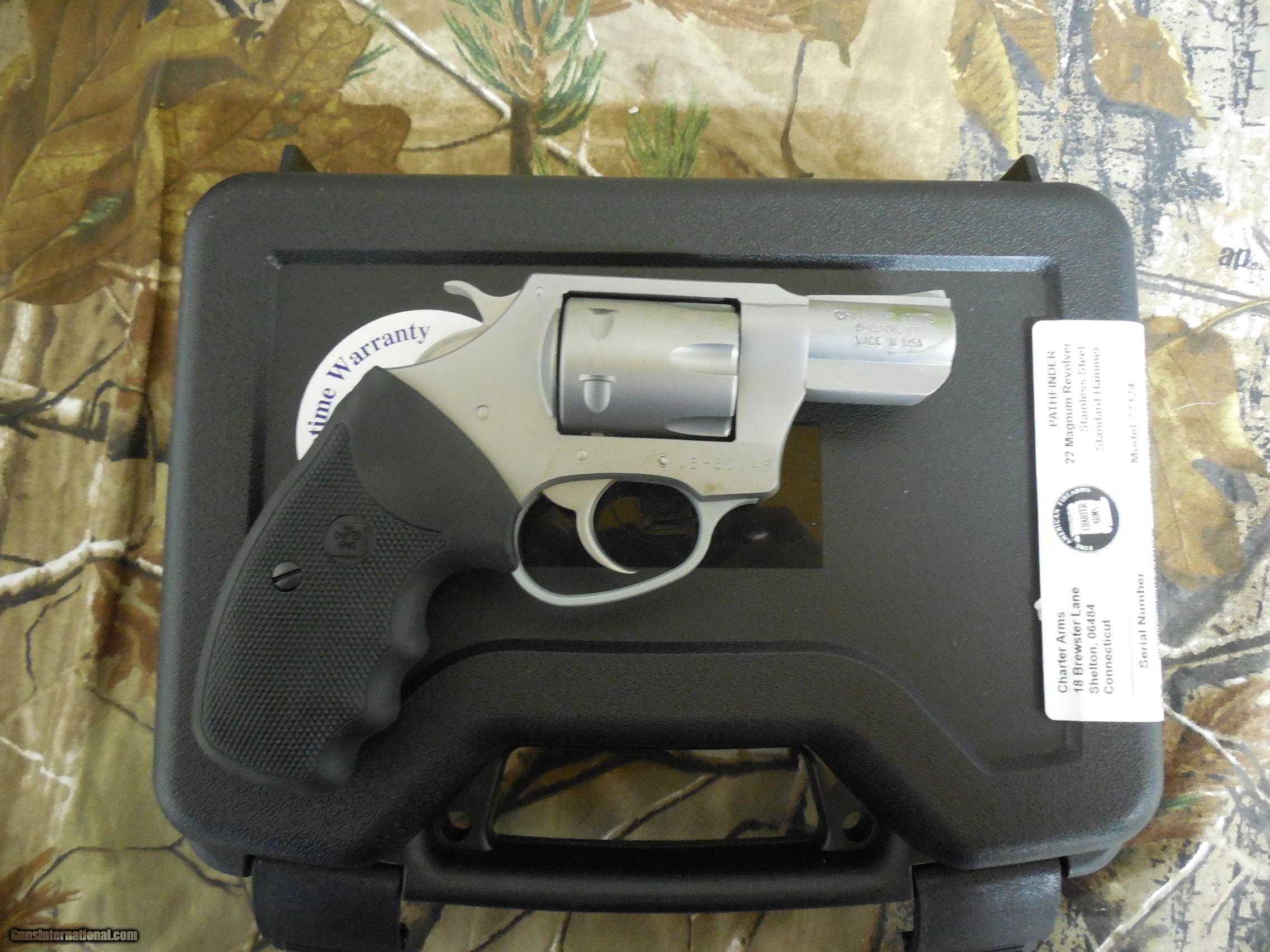 Charter Arms **ON SALE** Pathfinder 22 Magnum 2