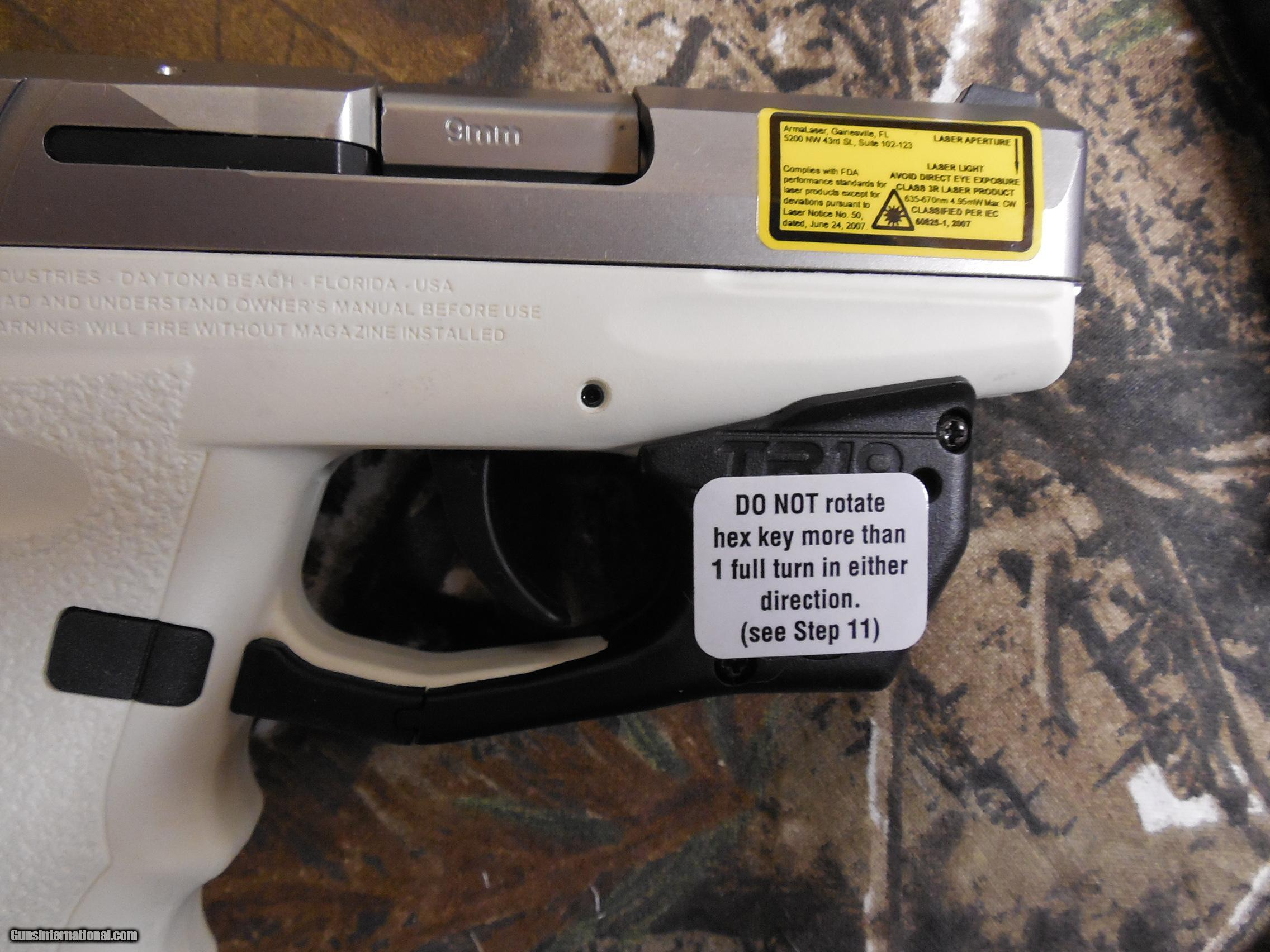 sccy cpx 2 9 mm white stainless steel compact 3 1 barrel