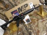 S&W M&P15