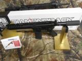 AR-15DIAMONDBACKPISTOL, ( DB15PB10 ) 223 / 5.56,30 - ROUNDMAGAZINE,STOCKBUFFERTUBE,OPTICREADY,FACTORYNEWINBOX - 5 of 19
