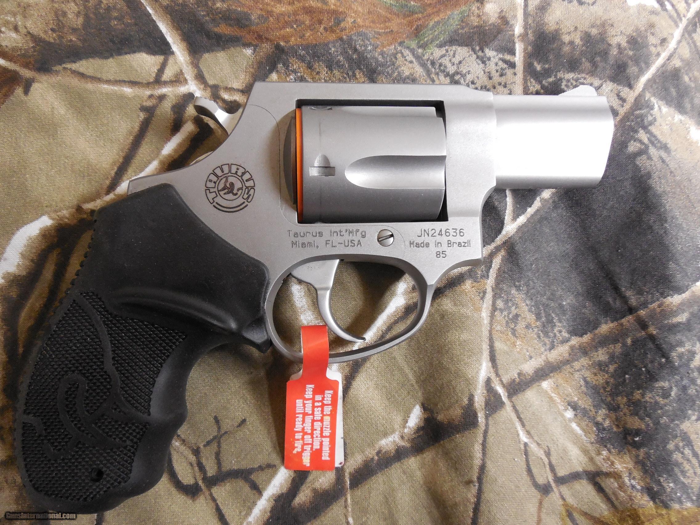 TAURUS Model 85, 38 Special 2