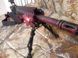 AR-15CMMGMK9T, CUSTOM9 - MMLUGER,32ROUNDMAGAZINE,M-4 PROFILE,16BARREL,ADJUSTABLSTOCK,SCOPESOLAR / BATTERY,NEWINBOX - 14 of 25