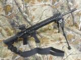 AR-15CMMGMK9T, CUSTOM9 - MMLUGER,32ROUNDMAGAZINE,M-4 PROFILE,16BARREL,ADJUSTABLSTOCK,SCOPESOLAR / BATTERY,NEWINBOX - 4 of 25