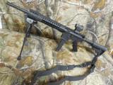 AR-15CMMGMK9T, CUSTOM9 - MMLUGER,32ROUNDMAGAZINE,M-4 PROFILE,16BARREL,ADJUSTABLSTOCK,SCOPESOLAR / BATTERY,NEWINBOX - 2 of 25