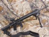 AR-15CMMGMK9T, CUSTOM9 - MMLUGER,32ROUNDMAGAZINE,M-4 PROFILE,16BARREL,ADJUSTABLSTOCK,SCOPESOLAR / BATTERY,NEWINBOX - 5 of 25