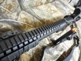AR-15CMMGMK9T, CUSTOM9 - MMLUGER,32ROUNDMAGAZINE,M-4 PROFILE,16BARREL,ADJUSTABLSTOCK,SCOPESOLAR / BATTERY,NEWINBOX - 8 of 25