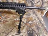 AR-15CMMGMK9T, CUSTOM9 - MMLUGER,32ROUNDMAGAZINE,M-4 PROFILE,16BARREL,ADJUSTABLSTOCK,SCOPESOLAR / BATTERY,NEWINBOX - 12 of 25