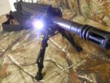 AR-15CMMGMK9T, CUSTOM9 - MMLUGER,32ROUNDMAGAZINE,M-4 PROFILE,16BARREL,ADJUSTABLSTOCK,SCOPESOLAR / BATTERY,NEWINBOX - 15 of 25