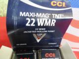 "KEL-TECP.M.R.-30,22MAGNUM,BLACK,2 - 30ROUNDMAGAZINES,FIBEROPTICSIGHTS,4.3""BARREL,FACTORYNEWINBOX- 17 of 23"