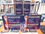 FIOCCHI22 - L. R.,STANDARDVELOCITY,40GRAINLEADROUNDNOSE,1.070F.P.S. 500ROUNDBOXES- 9 of 15