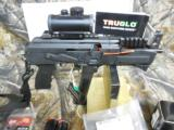 CHARLESDALY AK- 9- MMPISTOL, WITH EXTRAS,USESBERETTA TYPE 92 MAGSORGLOCK MAGS,3 MAGS,REDDOTSCOPE,SLING,FACTORY NEW IN BOX. - 4 of 21