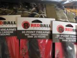 HI-POINT9 - MMREDBALL20ROUNDMAGAZINESMADEFORTHEHI-POINTCARBINES995 / 995TS CARBINEMADEIN THEU.S.A. - 4 of 20
