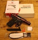 Ruger # 43909,