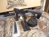 AR-15 BRACE / LOWERFOR9-MM TACTICAL SOBPISTOLSUPPERS,P.S.A.ALUMINUMRECEIVER,CLASSICA 2GRIPBALCK,NEWINBOX. - 12 of 20