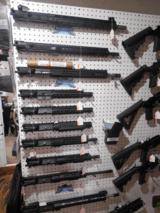 AR-15 COMPLETEUPPERS&AR-15LOWERS,SOLDSEPARATELYALLNEWINBOX