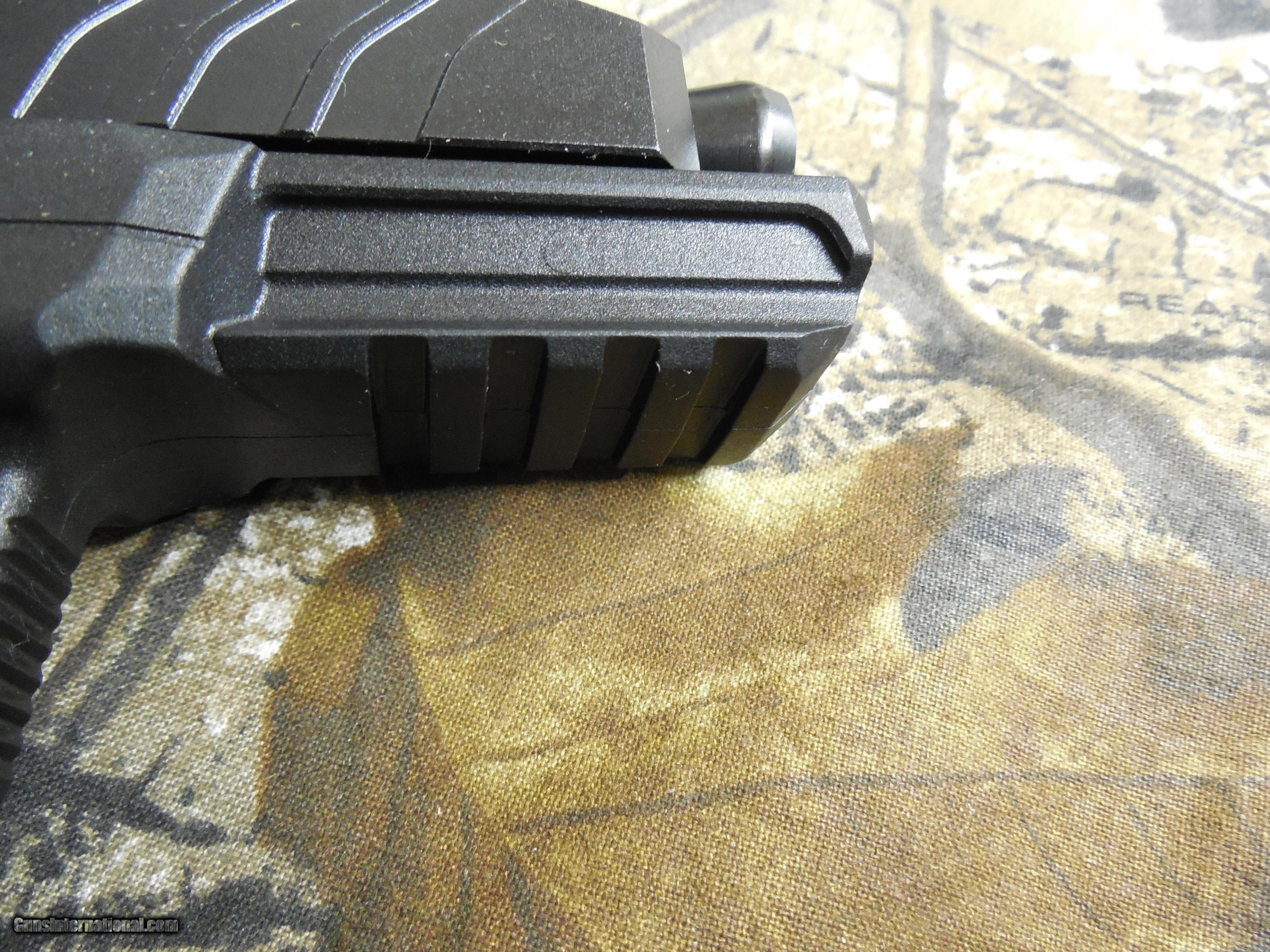 RUGER SECURITY - 9 #03810, 9 - MM, TWO - 15 ROUND MAGAZINES