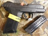 RUGERSECURITY - 9#03810,9 - MM,TWO - 15ROUNDMAGAZINES,WHITHOUTLINESIGHTS, - 4 of 20
