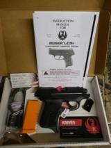 """RUGEREC9s,9-MM,7 + 1 ROUND,3.12 """",Ruger'sEC9sIs Slim, lightweight and compact for personal protection,FACTORYNEWINBOX."""