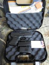 """GLOCKG-33,GEN 3,357 SIG,2-9 RD. MAGS,PI3350201, Standard Double 357 Sig 3.42"""" BARREL, Black Polymer Grip / FrameGrip Black,NEWI"""