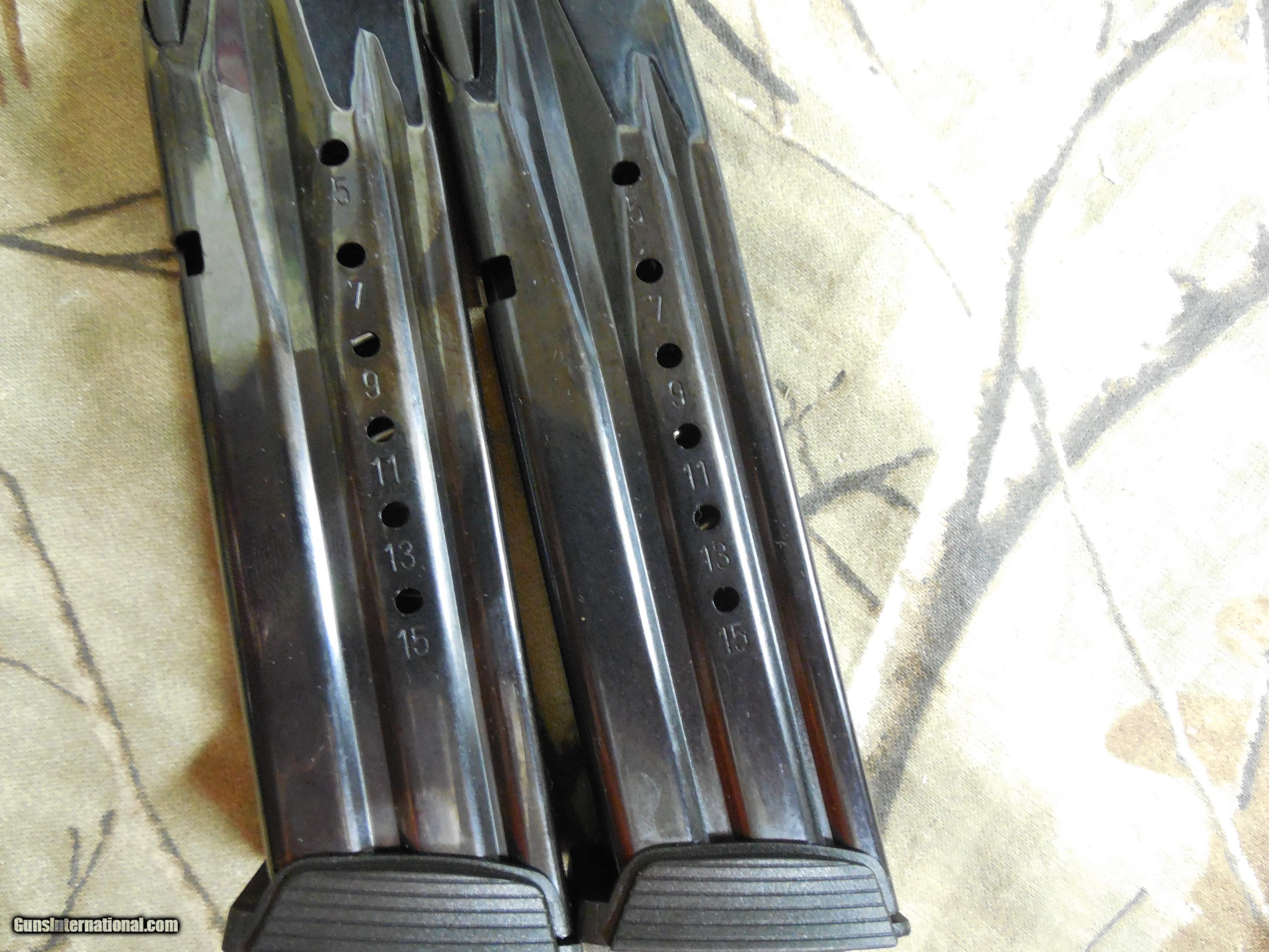 WALTHER CREED, 9 - MM, 2 - 16+1 ROUND MAGAZINES, 4