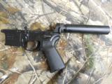 AR-15PA-X9,P.S.A. COMPLETELOWERIN9-MM,USESGLOCKMAGAZINES,MAGPUL MOE GRIP & PISTOLBUFFER TUBE,FACTORYNEWINBOX - 8 of 20
