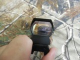ELECTRO DOT SIGHT, RED / GREENMULTISIGHTS, 1X,33MM,1MOA,WITHMOUNT F ORRAILGUNS,BATTERY INC.NEWINBOX. - 9 of 17