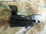 ELECTRO DOT SIGHT, RED / GREENMULTISIGHTS, 1X,33MM,1MOA,WITHMOUNT F ORRAILGUNS,BATTERY INC.NEWINBOX. - 7 of 17