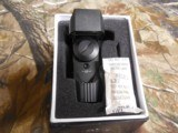 ELECTRO DOT SIGHT, RED / GREENMULTISIGHTS, 1X,33MM,1MOA,WITHMOUNT F ORRAILGUNS,BATTERY INC.NEWINBOX. - 2 of 17
