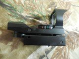 ELECTRO DOT SIGHT, RED / GREENMULTISIGHTS, 1X,33MM,1MOA,WITHMOUNT F ORRAILGUNS,BATTERY INC.NEWINBOX. - 4 of 17