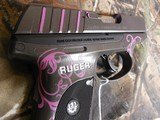"""RUGEREC9s, CUSTOMMUDDY GIRL,9-MM,7 + 1 ROUND,3.12 """"Is Slim, lightweight and compact for personal protection,FACTORYNEWINBOX - 14 of 25"""