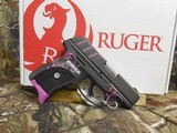 """RUGEREC9s, CUSTOMMUDDY GIRL,9-MM,7 + 1 ROUND,3.12 """"Is Slim, lightweight and compact for personal protection,FACTORYNEWINBOX - 6 of 25"""