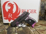 """RUGEREC9s, CUSTOMMUDDY GIRL,9-MM,7 + 1 ROUND,3.12 """"Is Slim, lightweight and compact for personal protection,FACTORYNEWINBOX - 7 of 25"""