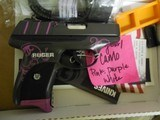 """RUGEREC9s, CUSTOMMUDDY GIRL,9-MM,7 + 1 ROUND,3.12 """"Is Slim, lightweight and compact for personal protection,FACTORYNEWINBOX - 4 of 25"""