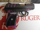 """RUGEREC9s, CUSTOMMUDDY GIRL,9-MM,7 + 1 ROUND,3.12 """"Is Slim, lightweight and compact for personal protection,FACTORYNEWINBOX - 19 of 25"""