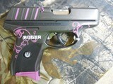 """RUGEREC9s, CUSTOMMUDDY GIRL,9-MM,7 + 1 ROUND,3.12 """"Is Slim, lightweight and compact for personal protection,FACTORYNEWINBOX - 8 of 25"""