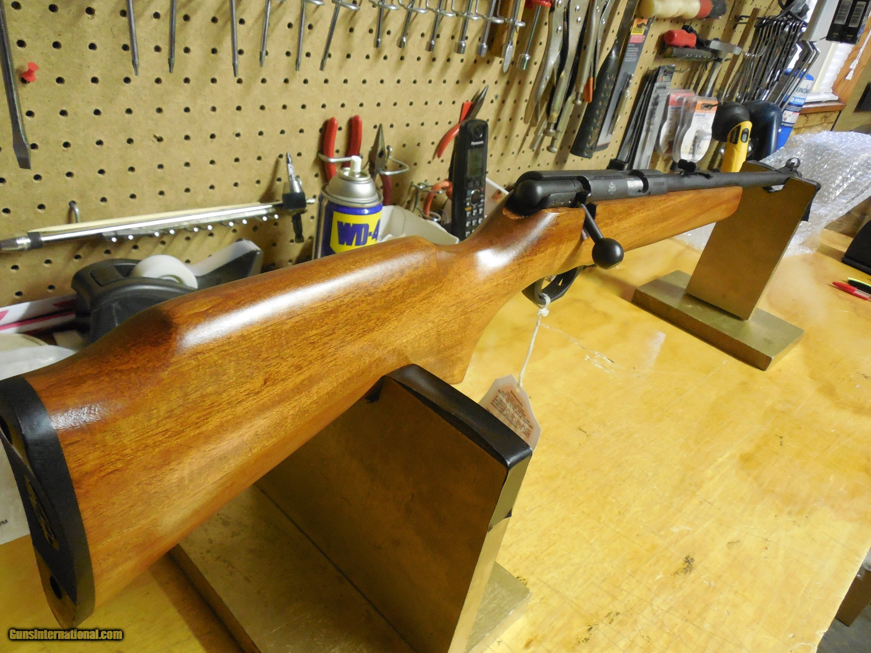 Rock Island Armory Built The M14 Youth Bolt Action Rifle for The