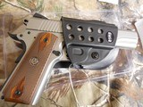 FOBUSPADDLE1911ALLSTYLEHOLSTER,( WITH OR WITHOUT RAIL ),RIGHTHANDHOLSTER,BLACK.FACTORYNEW !!! - 7 of 14