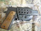 FOBUSPADDLE1911ALLSTYLEHOLSTER,( WITH OR WITHOUT RAIL ),RIGHTHANDHOLSTER,BLACK.FACTORYNEW !!! - 8 of 14