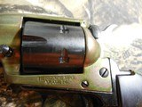 """HERITAGECOMBO,22-L.R, / 22 MAGNUM,( TWO CYLINDERS),6.5""""BARREL,6 - SHOT,BLUED/C. COLORED LAMINATE GRIP,FACTORYNEWINB - 11 of 21"""