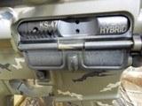 AR-15PSA, CUSTOM,7.62X39,BIG BORE RFILESCOPE 2.5-10X40 RED/GREEN, W/ MIROC RED DOT SIGHT, QUAD RAIL, BI-POD, 2 CAMOMAGS, BAYONET.ALL NEW - 11 of 25
