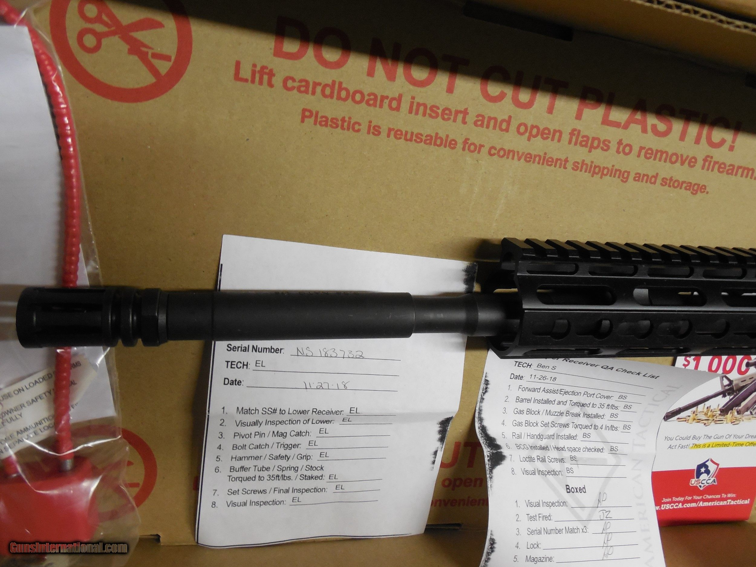 AR-15 A T I  OMNI MAXX P3P HYBRID, 5 56 NATO, 30 ROUND