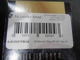 50BEOWULF,ALEXANDERAMMO,350 GRAINXTP-JHP,20ROUNDBOXES,NEWINBOX. - 4 of 15