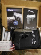 BERETTA PICO . 380 ACP,