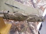 "AR-15CUSTOMP.S.A. 223/5.56 NATO,MILITARY COMOUFLAGE, RED/GREEN SCOPE, BAYONET, 10.5"" BARROL +5""MUZZAY BREAK, SLIDEING STOCK, BI-POD, - 17 of 26"