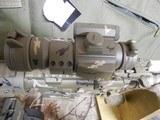 "AR-15CUSTOMP.S.A. 223/5.56 NATO,MILITARY COMOUFLAGE, RED/GREEN SCOPE, BAYONET, 10.5"" BARROL +5""MUZZAY BREAK, SLIDEING STOCK, BI-POD, - 13 of 26"