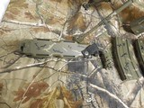 "AR-15CUSTOMP.S.A. 223/5.56 NATO,MILITARY COMOUFLAGE, RED/GREEN SCOPE, BAYONET, 10.5"" BARROL +5""MUZZAY BREAK, SLIDEING STOCK, BI-POD, - 7 of 26"
