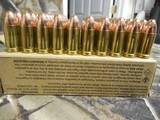 9-MM,RemingtonAmmunition, B9MM3, 9-MMLuger115 GR., 1145 FPS, FullMetalJacket50 ROUNDBOXES,Military / LawEnforcementDivision. - 7 of 14