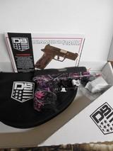 "Diamondback, DB380MGMicro Compact,Single/Double,380 Automatic Colt Pistol (ACP),2.8"" BARREL,6+1 RD.MAG,Muddy Girl Polymer G"