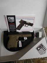 "Diamondback, DB9FDEMicro Compact,TAN(FDE)Single/Double,9 MM Pistol,3"" BARREL,6+1 RD.MAG,Polymer Grip, FACTORY NEW IN BO"