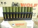 6.5GRENDEL,WOLF100GRAIN,F. M. J.,20ROUNDBOXESOR500ROUNDCASE FACTORYNEWINBOX - 7 of 15